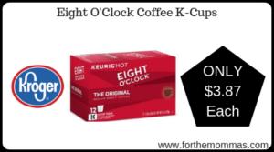 Eight O'Clock Coffee K-Cups