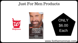 Just For Men Products