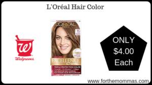 L'Oréal Hair Color