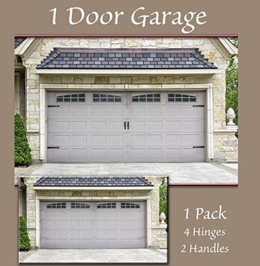 Magnetic Decorative Garage Door Accents 12 11 Reg 19 99