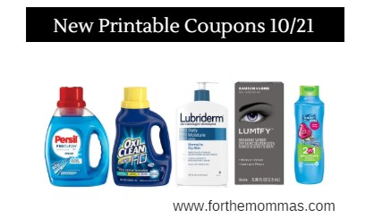 photograph relating to Printable Suave Coupons identified as Most current Printable Discount codes 10/21: Help save Upon Persil, OxiClean