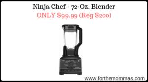 Ninja Chef - 72-Oz. Blender