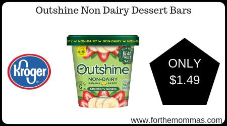 Outshine Non Dairy Dessert Bars