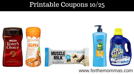 photograph about Tresemme Printable Coupons identified as Printable Discount coupons Roundup 10/25: Conserve Upon Kelloggs, Persil