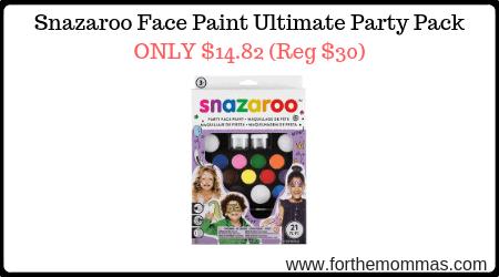 Snazaroo Face Paint