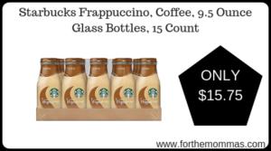 Starbucks Frappuccino, Coffee