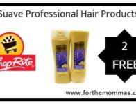 ShopRite: 2 FREE Suave Professional Hair Products Startin</body></html>