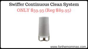 Swiffer Continuous Clean System