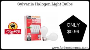 Sylvania Halogen Light Bulbs