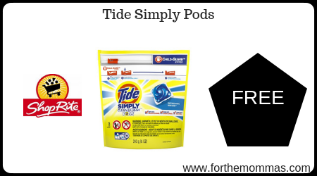 Tide Simply Pods