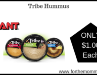Giant: Tribe Hummus JUST $1.00 Each Starting 6/21!
