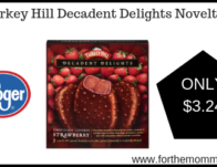 Turkey Hill Decadent Delights Novelties
