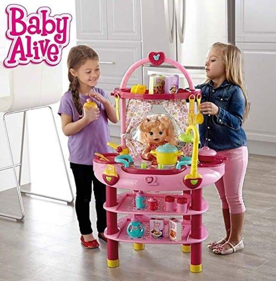 Baby Alive Cook N Care Set N 39 99 Reg 90 Ftm