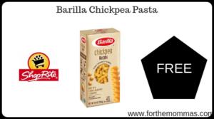Barilla Chickpea Pasta