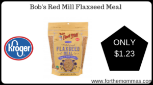 Bob's Red Mill Flaxseed Meal 16 oz