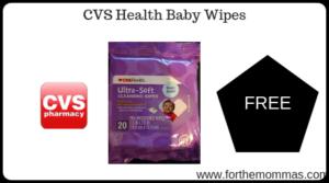 CVS Health Baby Wipes