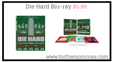 Die Hard Blu-ray $5.99 - FTM