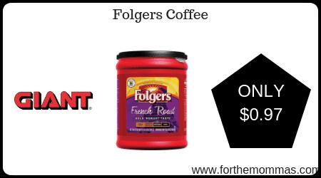 Folgers Coffee