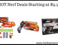 HOT Nerf Deals