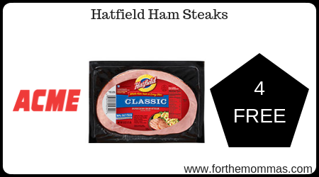 Hatfield Ham Steaks