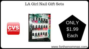 LA Girl Nail Gift Sets