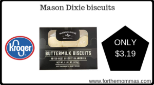 Mason Dixie biscuits