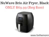 NuWave Brio Air Fryer,
