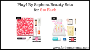 Play! By Sephora Beauty Sets