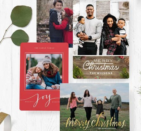 Personalized Christmas Cards.Save 75 Off On Personalized Christmas Cards At Snapfish Ftm