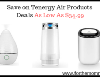Save on Tenergy Air Products