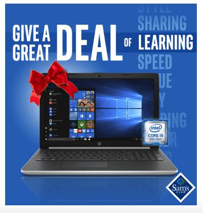 Sam's Club Deal: HP Pavilion Touchscreen 15 6
