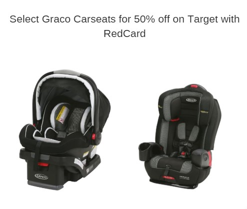 Graco Nautilus 3 In 1 Car Seat With Safety Surround >> Select Graco Car Seats for 50% off on Target with RedCard ...