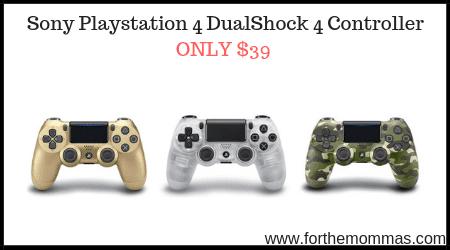 Walmart Black Friday Sony Playstation 4 Dualshock 4 Controller Only 39