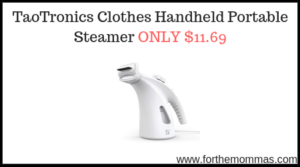 TaoTronics Clothes Handheld Portable Steamer