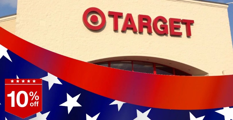 target veterans day discount