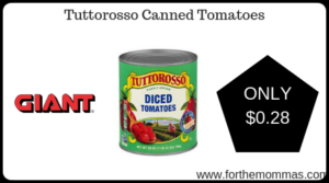Tuttorosso Canned Tomatoes