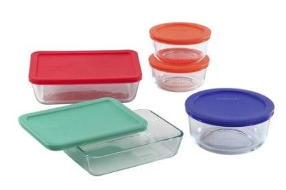 Pyrex Baby Food Storage