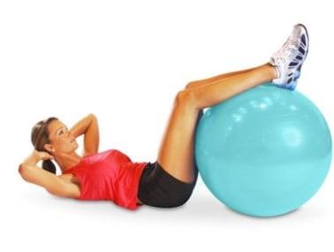 CAP Fitness Stability Balls $5.00 (Reg $13.99)