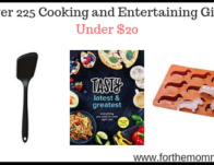 Cooking and Entertaining Gifts