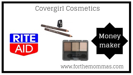 Rite Aid: Free + Moneymaker Covergirl Cosmetics Starting 12/9