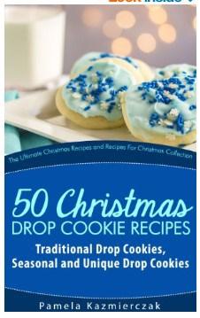 Free 51 Christmas Drop Cookie Recipes Kindle eCookbook