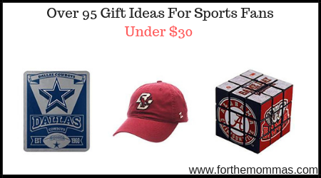 Amazon Over 95 Gift Ideas For Sports Fans Under 30 W Free