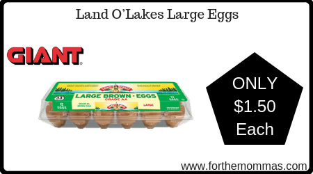 Land O'Lakes Large Eggs