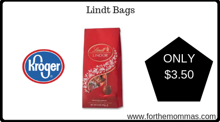 Lindt bags