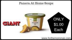 Panera At Home Soups