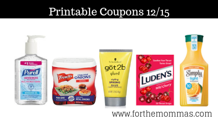 graphic regarding Quaker Printable Coupons identify Printable Coupon codes Roundup 12/15: Help you save Upon Conveniently, Quaker