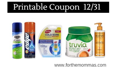 picture regarding Truvia Coupons Printable known as Latest Printable Discount codes 12/31: Help save Upon Truvia, Carmex