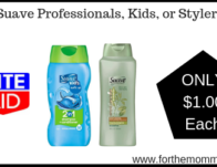 Suave Professionals, Kids, or Stylers
