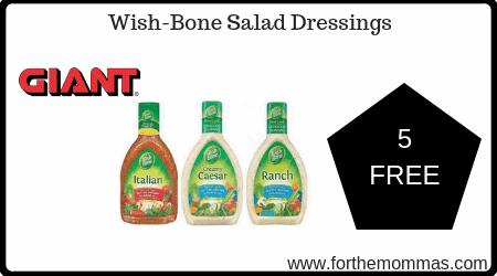 Wish-Bone Salad Dressings