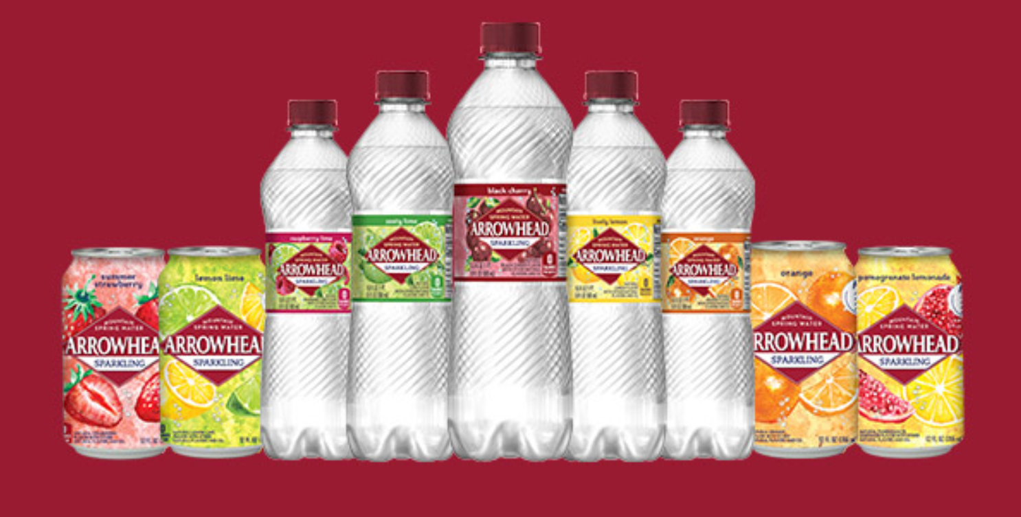 Free 8-Pack of Sparkling Water – Get Your Coupon HERE